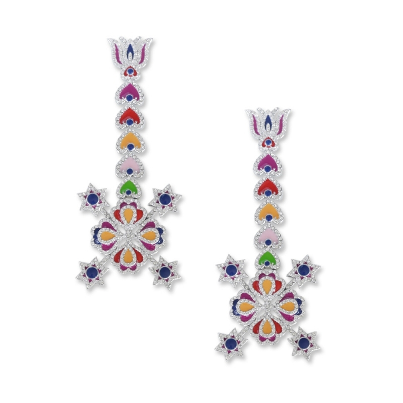 Earrings Stars