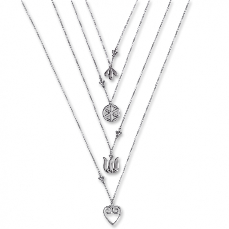 Necklaces Silver